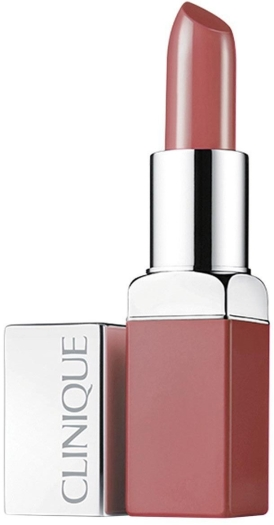 Clinique Pop Lip N2 Bare Pop Lipstick 3.9g