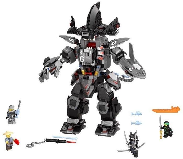 LEGO Ninjago Garma Mecha Man