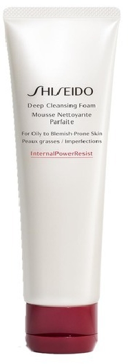 Shiseido Defend Preperation Deep Cleansing Foam 125ml