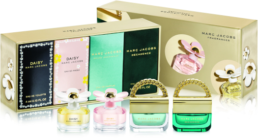 Marc Jacobs Set EdT 4x4ml