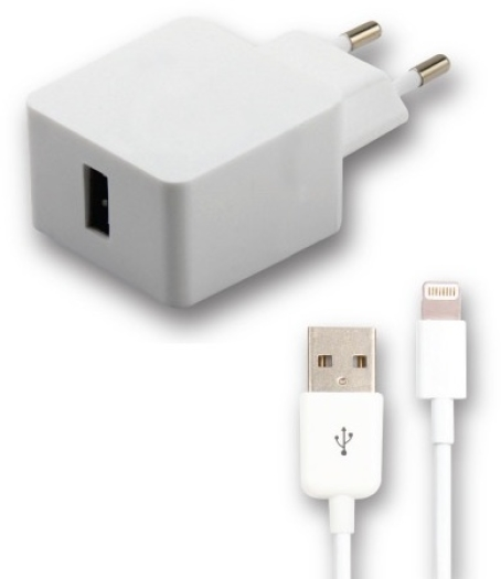 DEA Factory MFI AC Charger USB Lightning