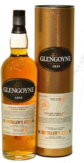 Glengoyne Gold Tube 15* 0.7L