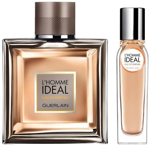 Guerlain Lhomme Ideal Eau De Parfum Set Edp 10015ml In Duty Free