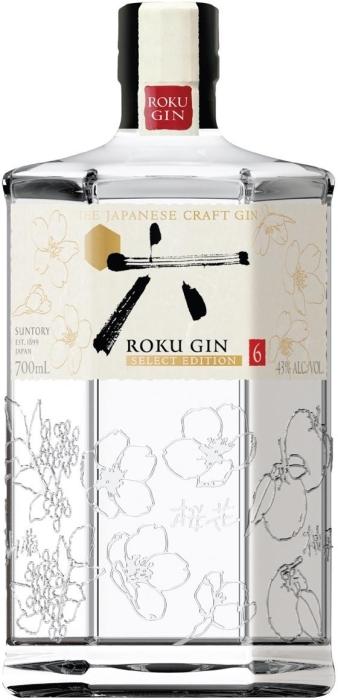 Roku Gin Select Edition 0.7L