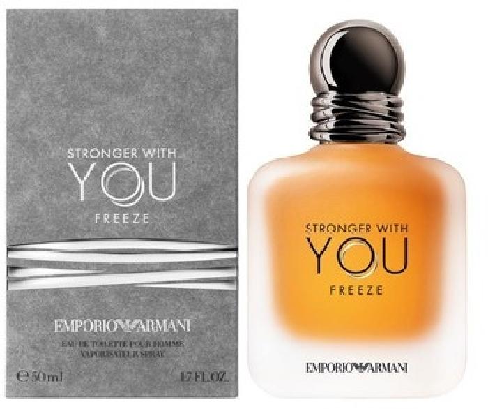Giorgio Armani Emporio Armani You Stronger with You Freeze Eau de Toilette LB358300 50ML