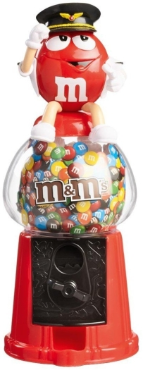 M&M's Novelty Dispenser 90 g