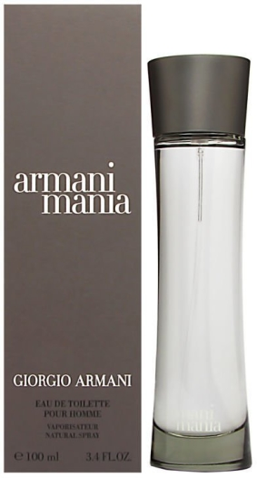 Armani Mania EdT 100ml
