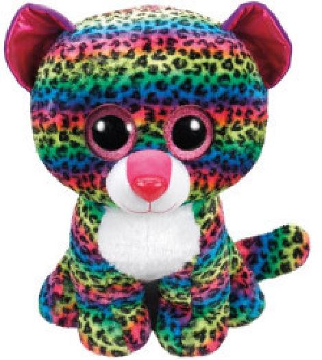 Glubschis Dotty Leopard