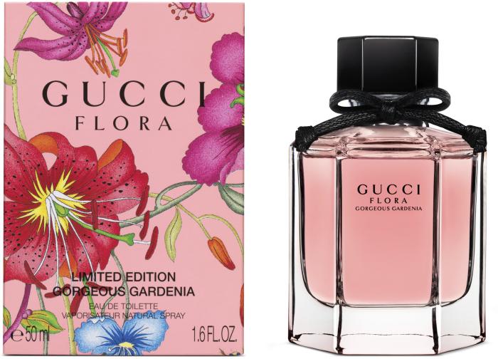 Gucci Flora Gardenia EdT 50ml