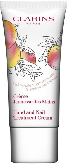 Clarins Bodycare Hand Nail Treatment Cream Grape Fruit Leaf 30ml