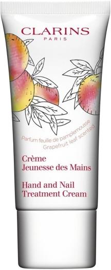 Clarins Bodycare Hand Nail Treatment Cream Grape Fruit Leaf 30ml