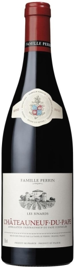 Famille Perrin Les Sinards Chateauneuf-du-Pape AOC 0.75L