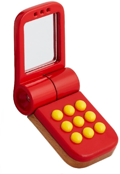 BRIO Wooden Toy 30426 Mobile Phone