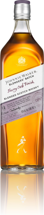 Johnnie Walker Blenders' Batch Sherry Cask Finish 40% Whiskey 1L