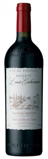 Louis Eschenauer Réserve Bordeaux Supérieur AOC dry red 0.75L