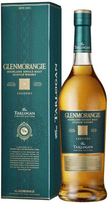 Glenmorangie Tarlogan Whiskey 0.7L
