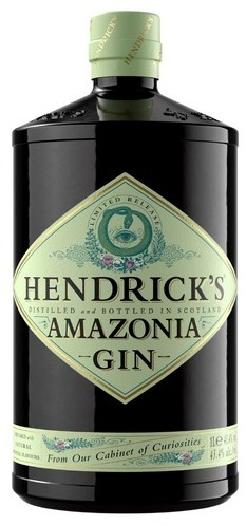 Hendricks Amazonia Gin 43.4% 1L