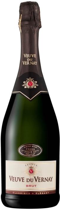 Veuve du Vernay Sparkling Wine Brut White 0.75L