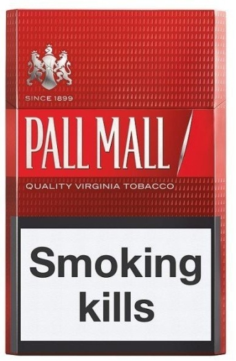 Pall Mall Red Pack