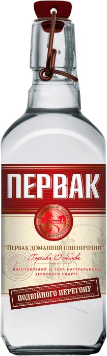 Pervak Homemade Wheat Vodka 0.5L