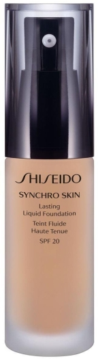Shiseido Synchro Skin Lasting Liquid Foundation N2 Neutral 30ml