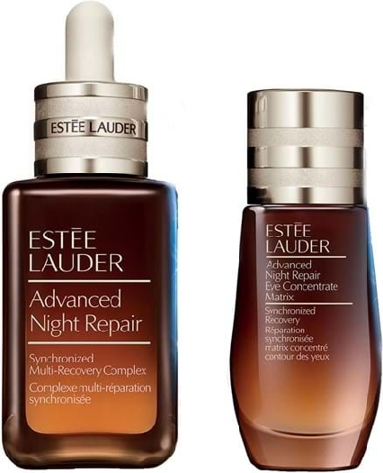 Estée Lauder Advanced Night Repair Set cont.: Synchronized Multi-Recovery Complex Serum 50 ml + Eye Concentrate Matrix 15 ml