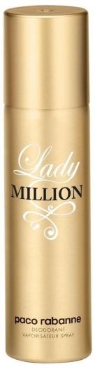 Paco Rabanne Lady One Million Deodorant Natural Spray 150ml