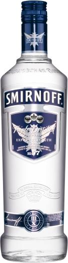 Smirnoff Blue 1L