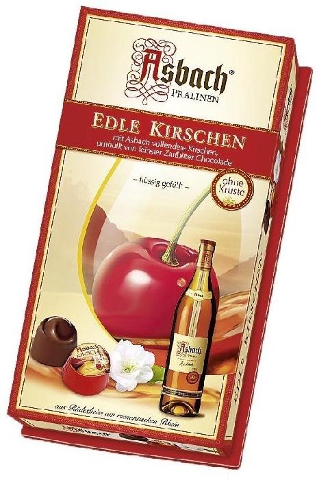 Asbach Weinbrand Kirschen Pralines 200g