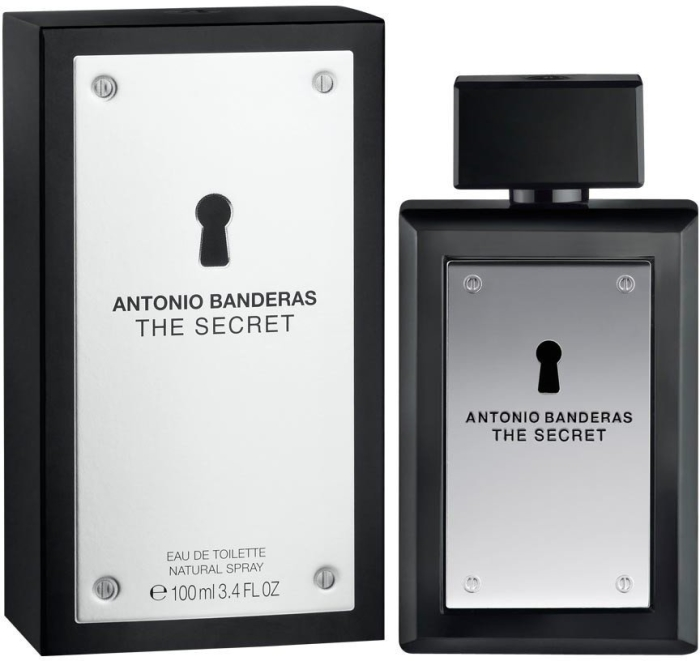 Antonio Banderas The Secret EdT 100ml