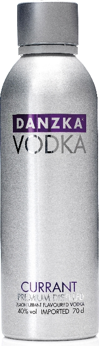 Danzka Vodka Currant 1L