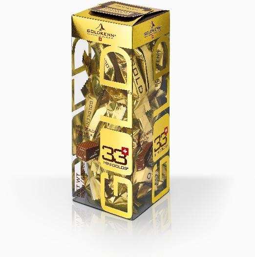 Goldkenn Mini Golds Milk Gift Pack 180g