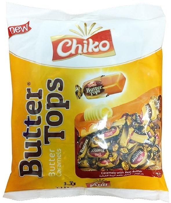 Chiko Butter Tops Bag 1000g