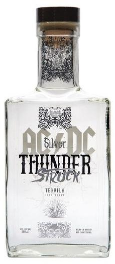 AC/DC Thunderstruck Tequila Blanco 0.7L