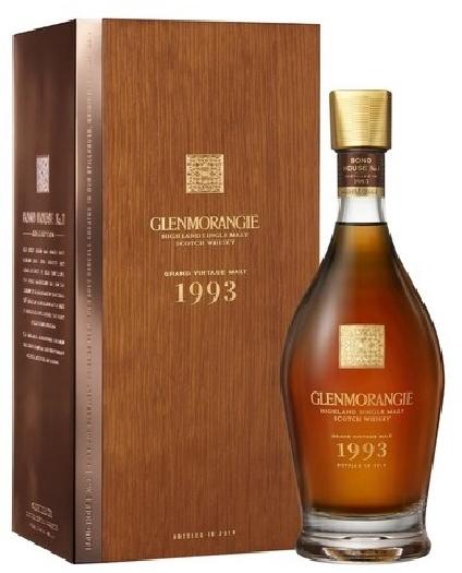 Glenmorangie Glenm Vint 1993 0.7L