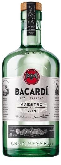 Bacardi Maestro de Ron 40% 1L