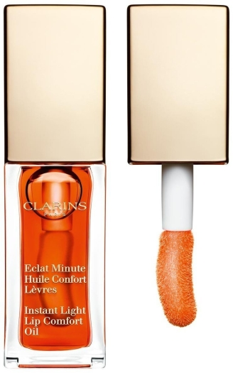 Clarins Instant Light Beauty Perfector Lip Oil N5 Orange 7ml