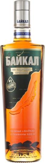 Baikal Vodka Baikal Pine Nut Vodka 0.5L