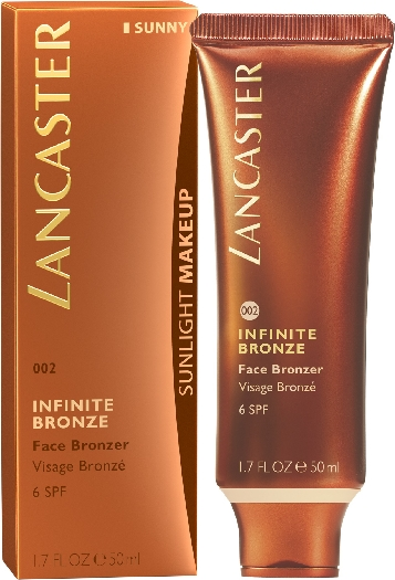 Lancaster Infinite Bronze Face Bronzer 02 SPF6 50ml