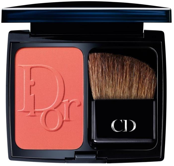 Christian Dior Glowing Blush N° 676 Coral Cruise