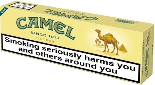 Camel Filter NHW 200s Carton