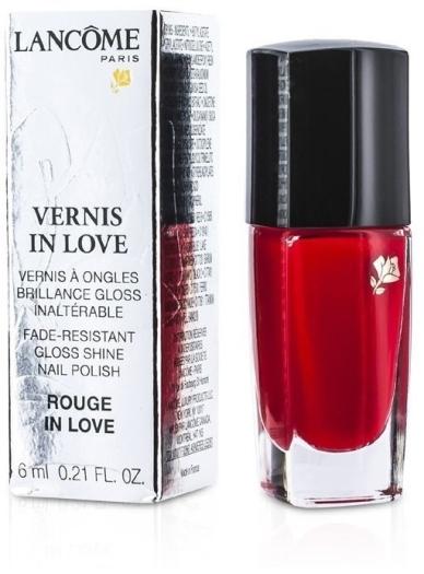 Lancome Vernis In Love Nail Polish N112B Rouge in Love 6ml