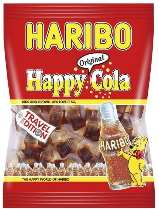 Haribo Happy Cola 500g