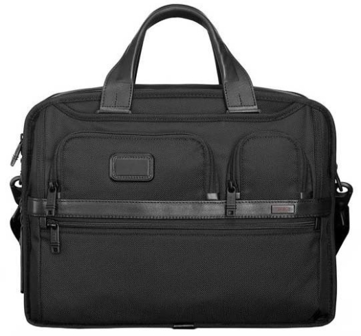 Tumi 026141D2 Expandable Organizer Computer Brief