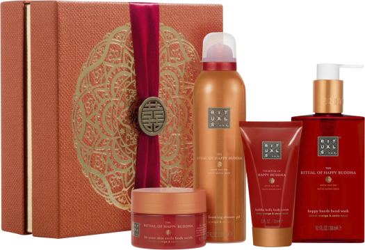 Rituals The Ritual Of Happy Buddha Energising Ritual Gift Set