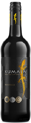 Kumala Pinotage Dry Red Wine 0.75L