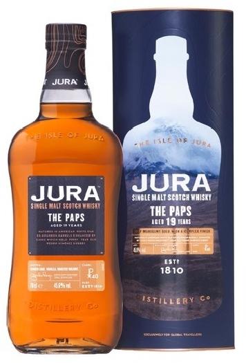 Jura The Paps 19 Y.O. 0.7L