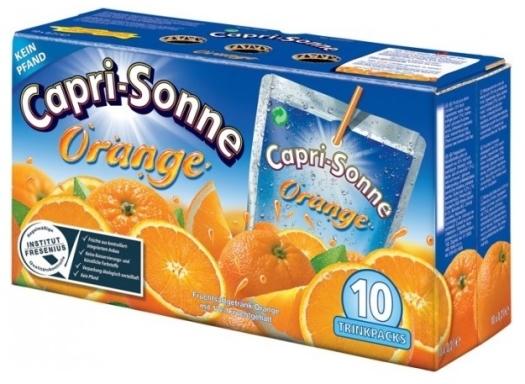 Capri Sonne Orange 10x0.2L