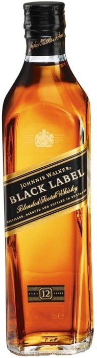 Johnnie Walker Black Label 12 years 0.2L