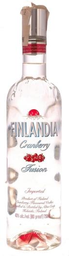 Finlandia Cranberry Fusion 1L